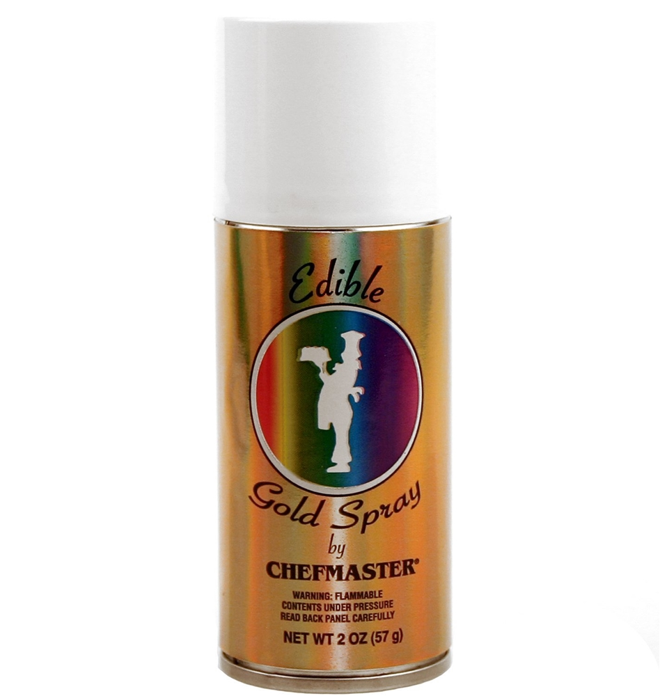 Edible Gold Spray 2oz