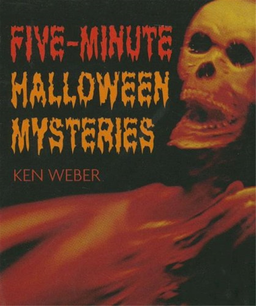 Five-Minute Halloween Mysteries Mini Book
