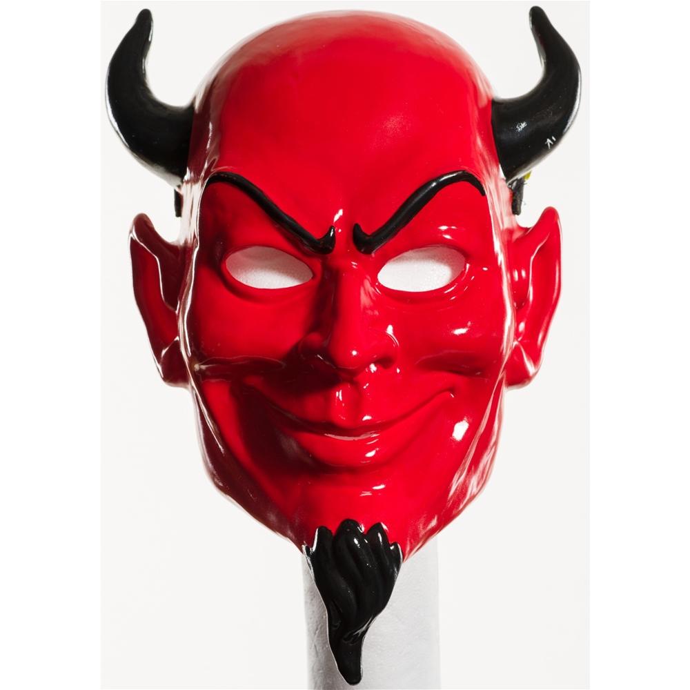 The Devil S Music De Maskers: Scream Queens Devil Vacuform Mask