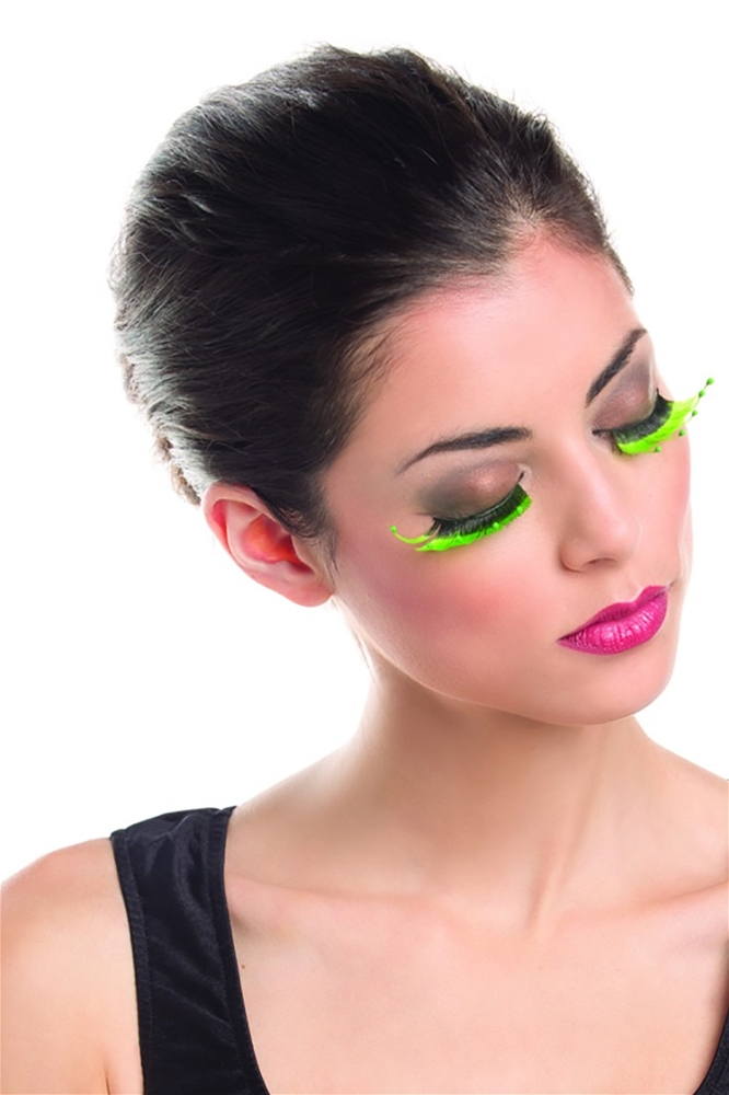 Ball Tip Two-Tone Eyelashes (More Colors)