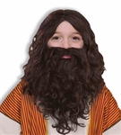 Biblical-Beard-Wig-Child-Set