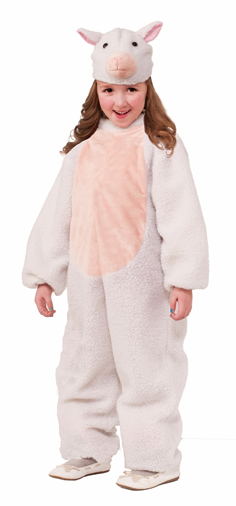 Nativity Sheep Child Costume