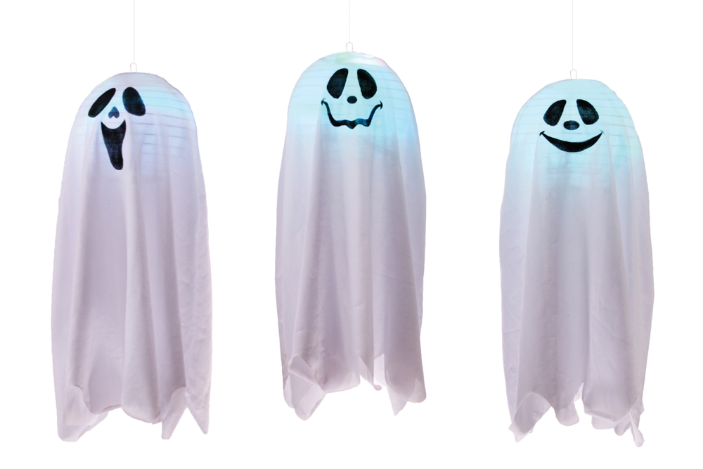 Pop-Open Color Change Ghost (More Styles)