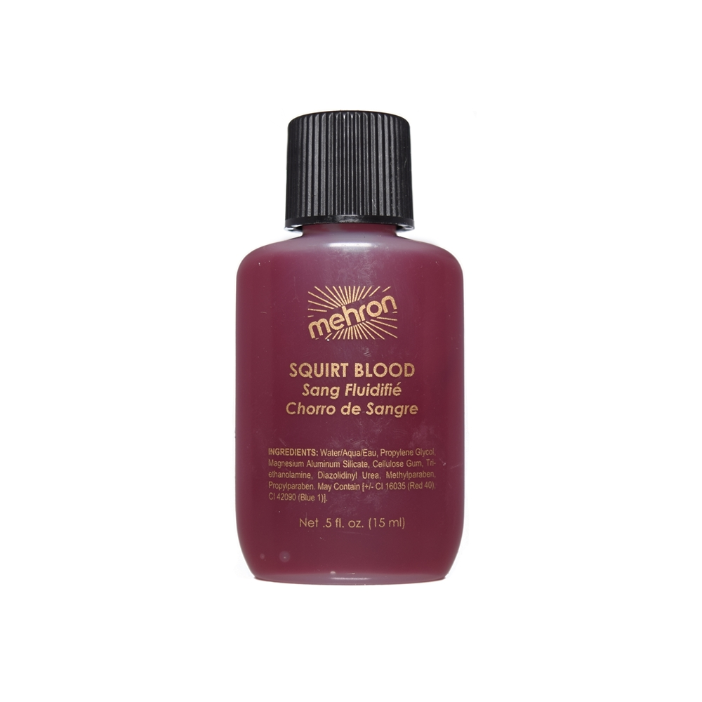 Water Based Performance Squirt Blood .5oz