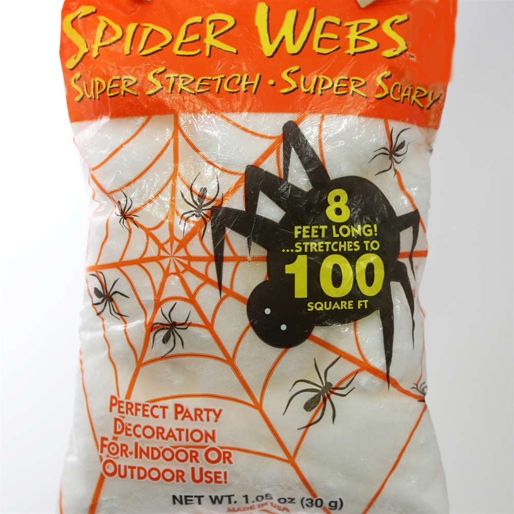 Super Stretch Spiderweb 100 Square Feet