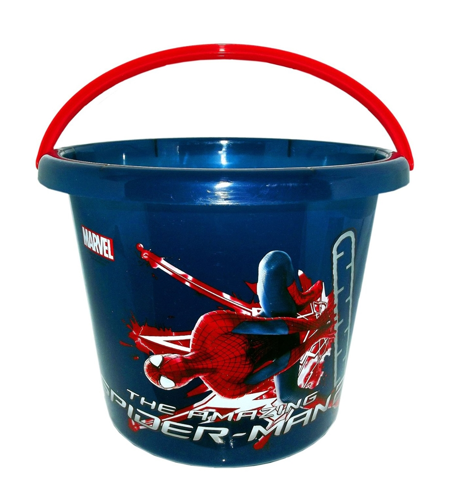 Amazing Spider-Man Candy Bucket CNDYBCKTAMZSPDRMN