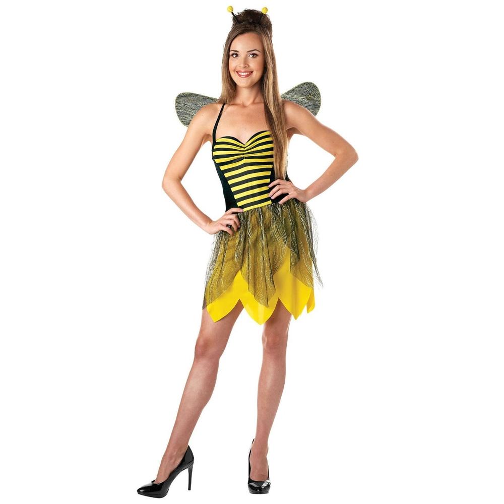 Miss Sassy Bee Adult Womens Costume