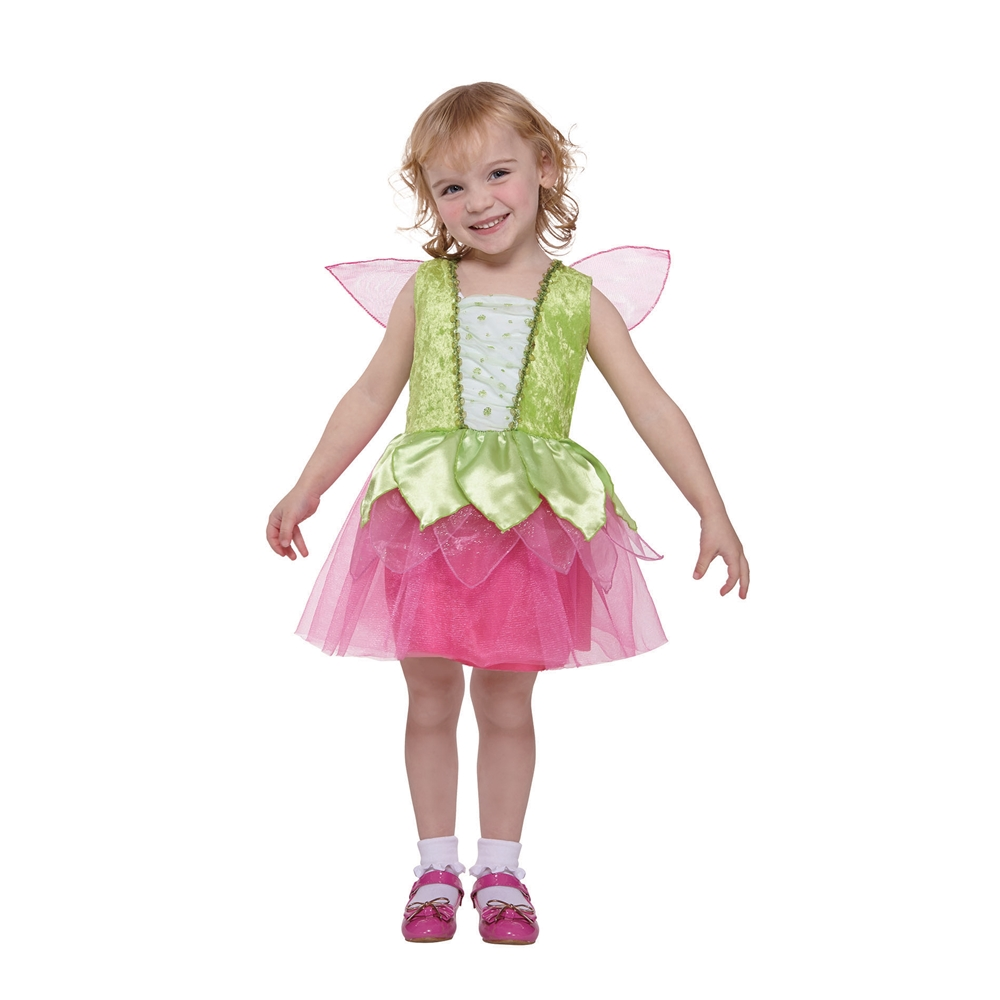 [Sparkle Garden Fairy Toddler Costume] (Toddler Gardener Costume)