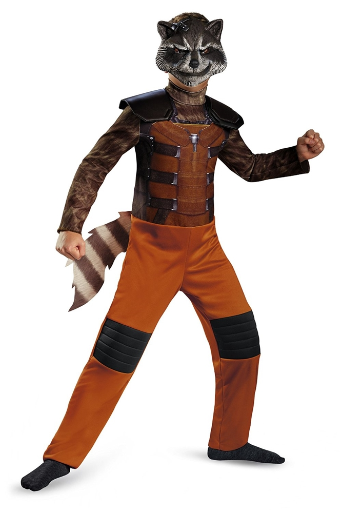Guardians of the Galaxy Rocket Raccoon Child Costume 73400