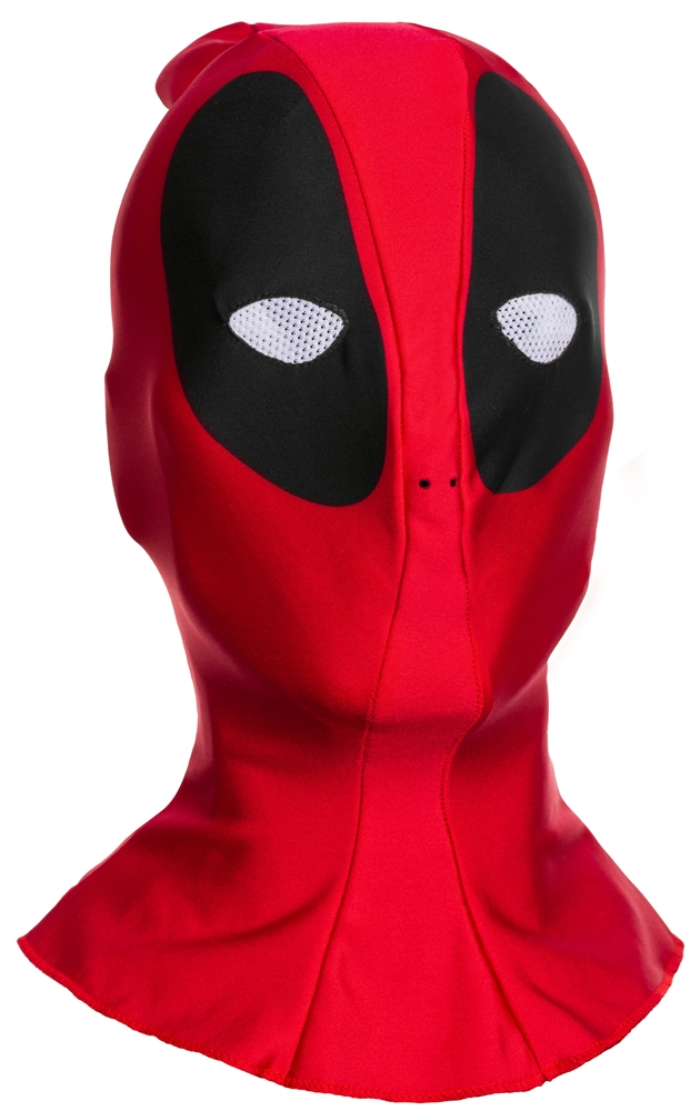 Deadpool Overhead Adult Fabric Mask