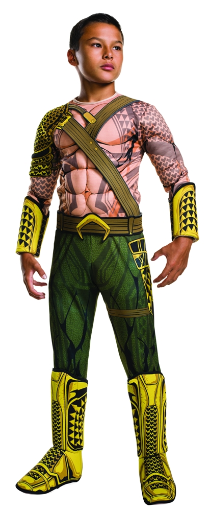 Batman v Superman Deluxe Aquaman Child Costume