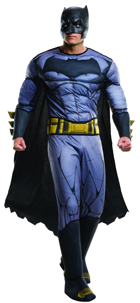 Batman v Superman Deluxe Batman Adult Mens Costume