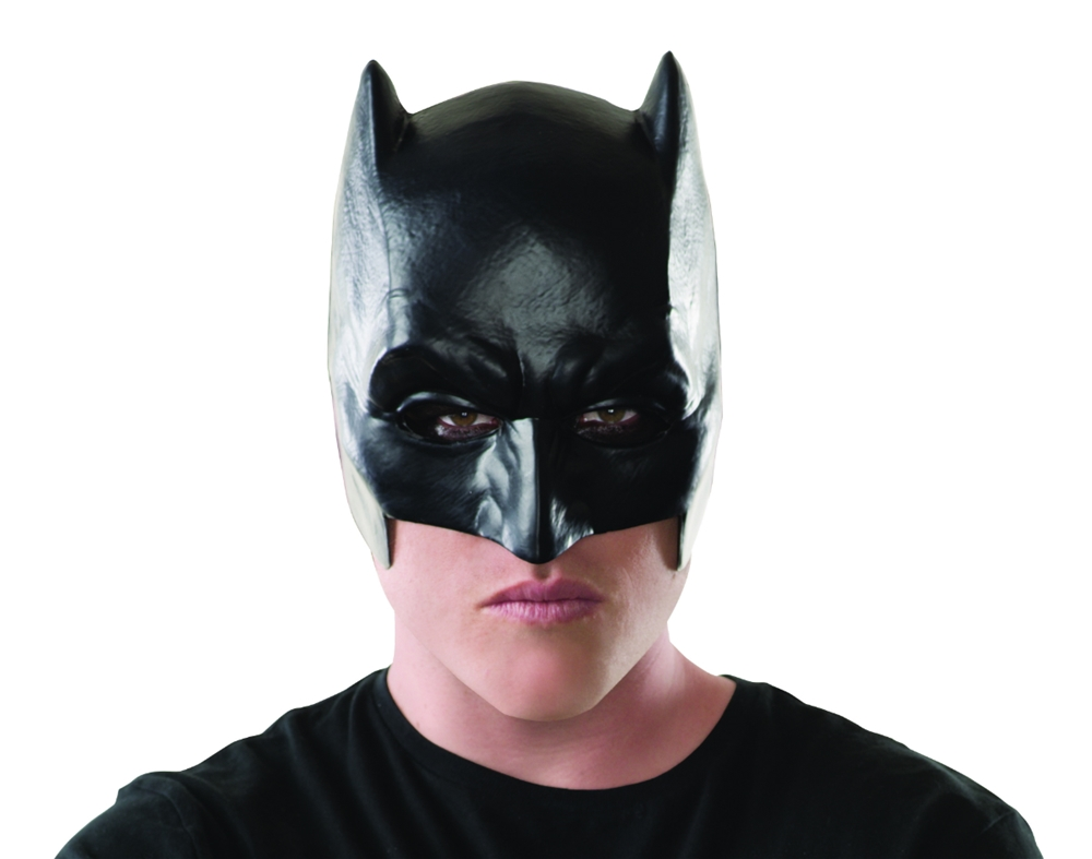 Batman v Superman Batman Adult Half Mask