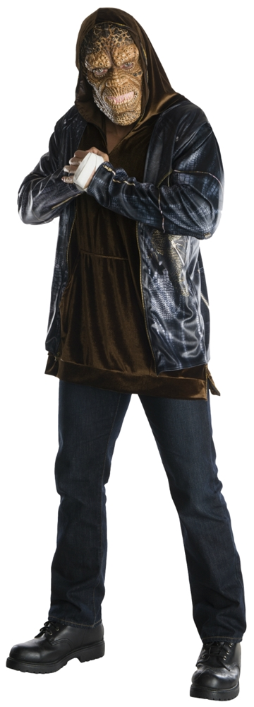 Suicide Squad Killer Croc Adult Mens Costume 820117