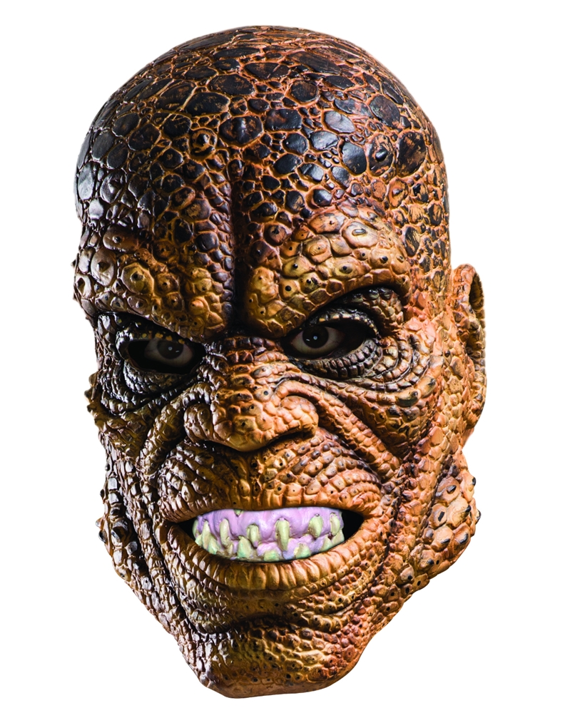 Suicide Squad Killer Croc Adult Mask 32938