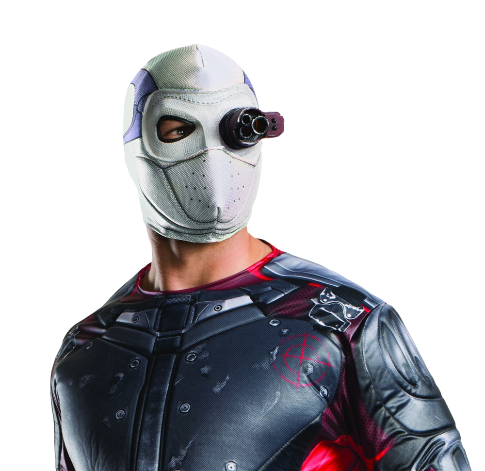 Suicide Squad Deadshot Adult Mask 32939