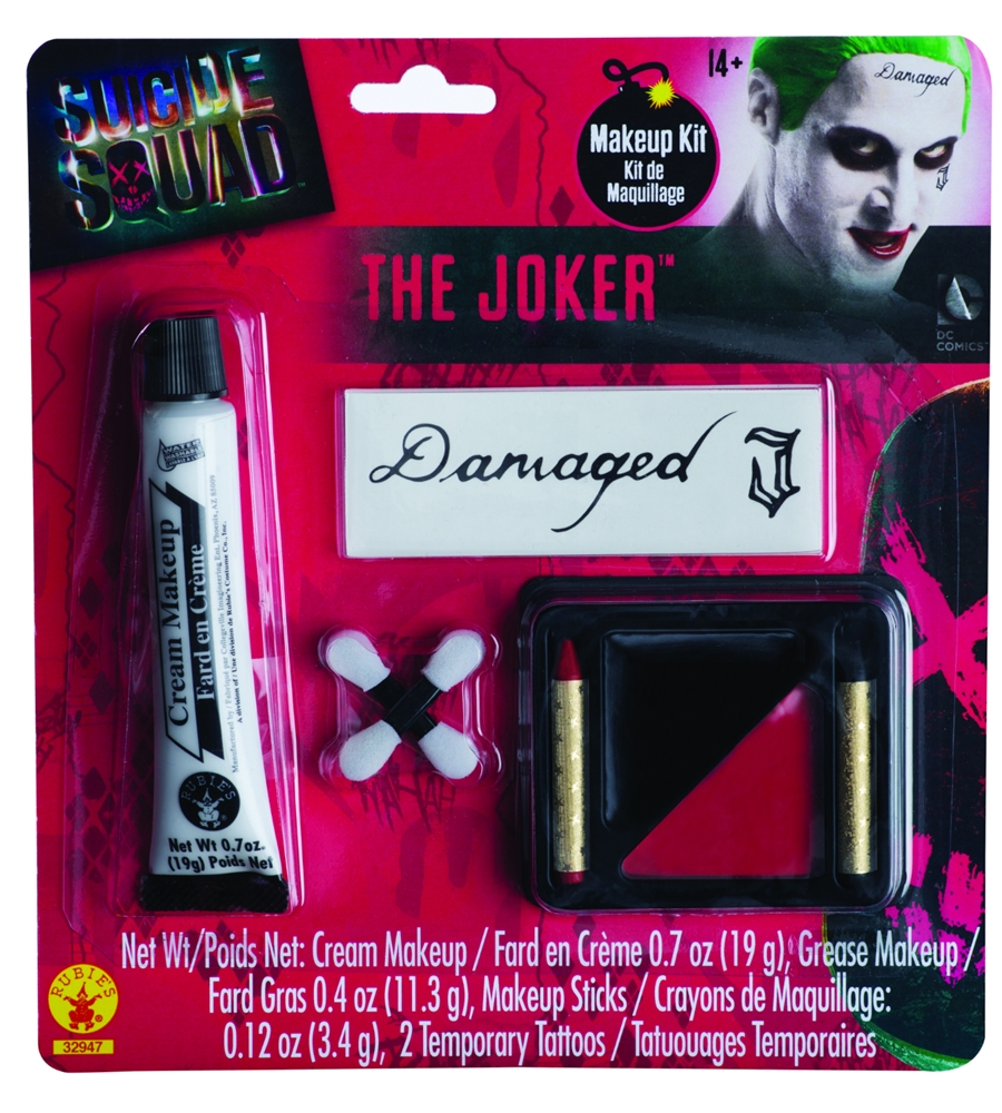 Suicide Squad The Joker Makeup Kit ()