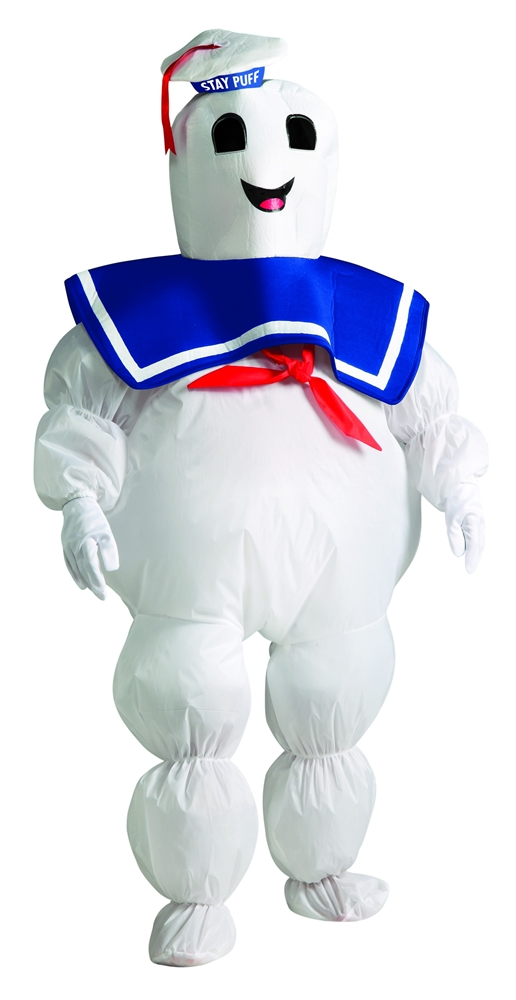 Ghostbusters Inflatable Marshmallow Man Child Costume
