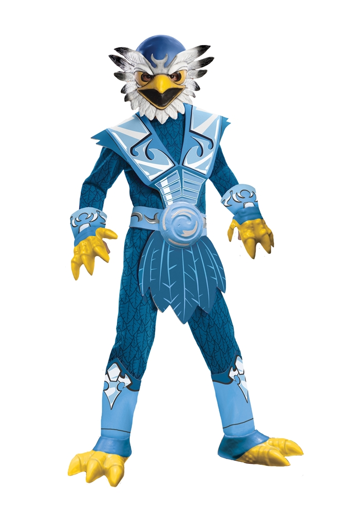 Skylanders Deluxe Jet-Vac Child Costume 886787