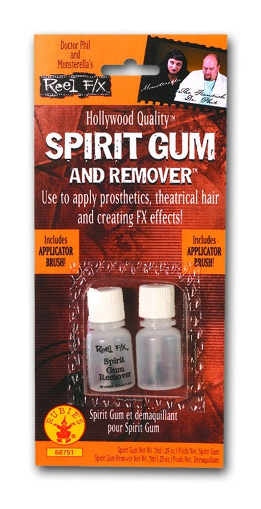 Reel F/X Spirit Gum and Remover Set