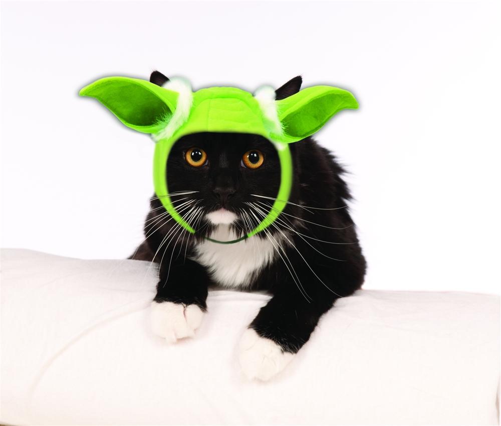 Star Wars Yoda Ears Cat Headband