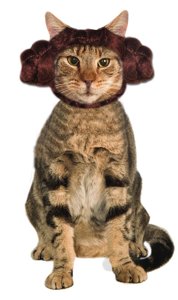 Star Wars Princess Leia Buns Cat Headband