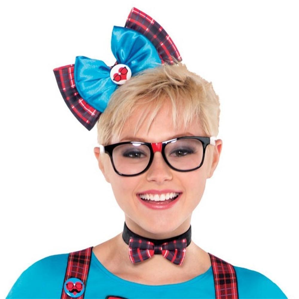 Geek Chic Bow Tie Choker