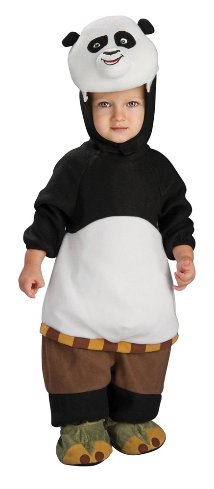 Kung Fu Panda Infant Costume