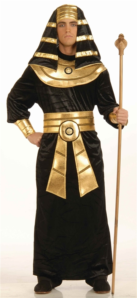 Egyptian Pharaoh Adult Mens Plus Size Costume