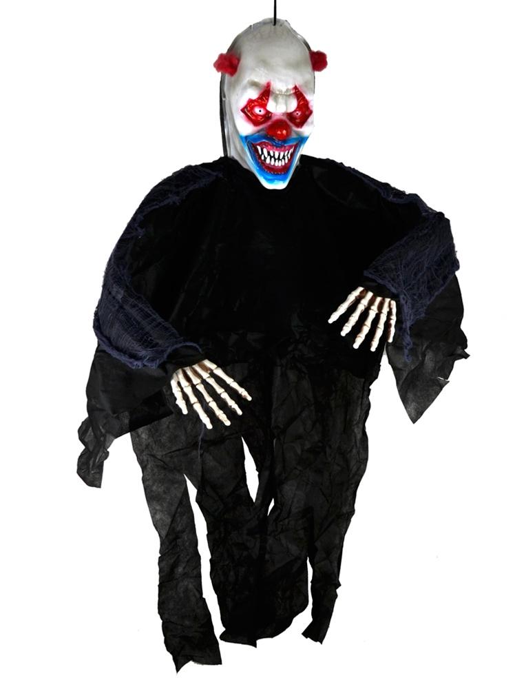 Smiling Clown Hanging Prop 7ft