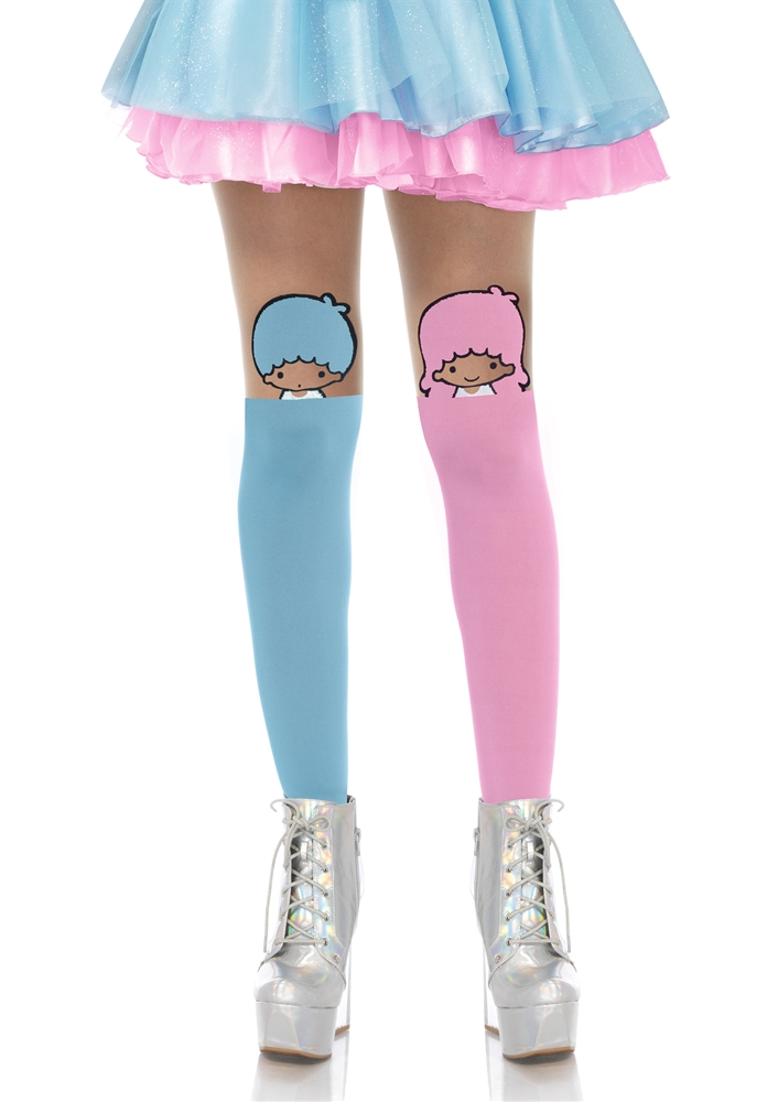 Hello Kitty Little Twin Stars Pantyhose