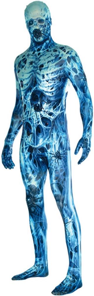 Arachnamania Morphsuit Adult Unisex Costume