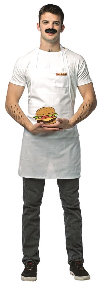 Bob's Burgers Bob Adult Mens Costume