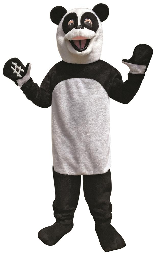The Tonight Show Hashtag the Panda Adult Unisex Costume (Panda Costume Adult)
