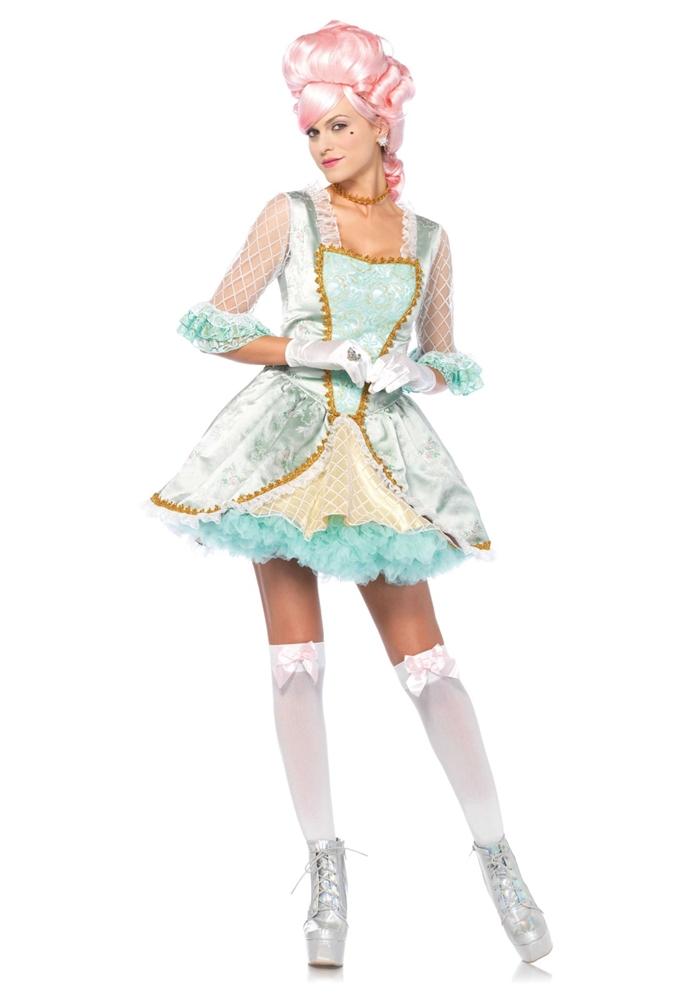 [Marie Antoinette Deluxe Adult Womens Costume] (Deluxe Adult Womens Costumes)