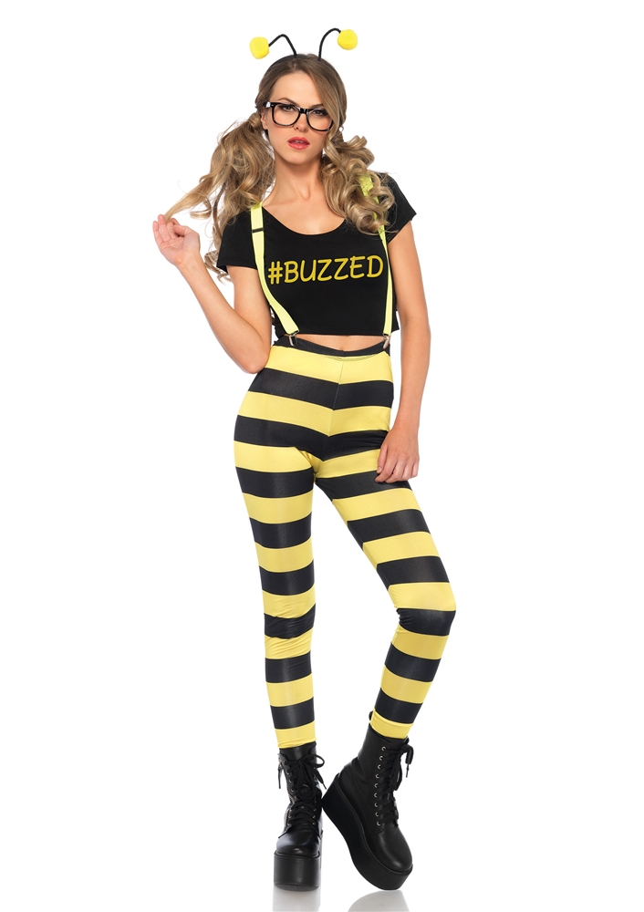 Buzzed Bumble Bee Adult Womens Costume