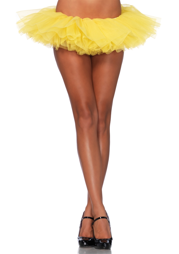 Yellow Organza Tutu