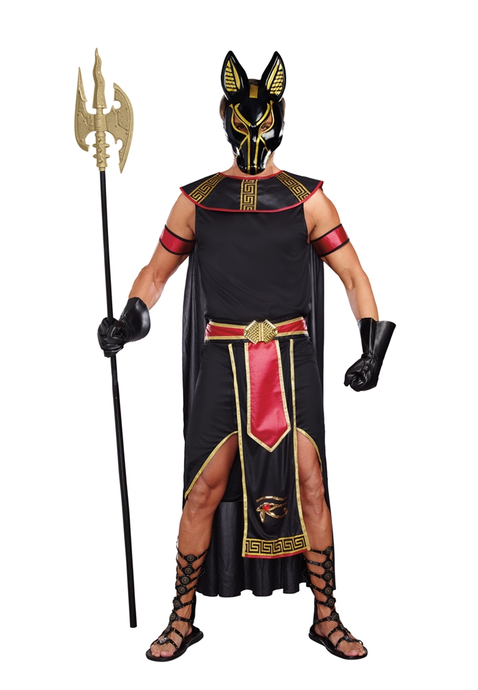 Anubis God of the Underworld Adult Mens Costume