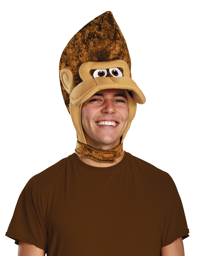 Donkey Kong Adult Headpiece