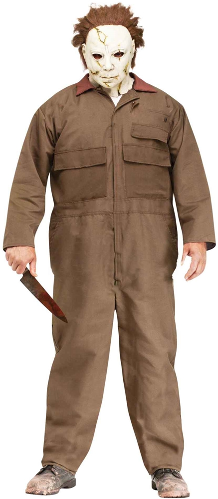 Michael Myers Adult Mens Plus Size Costume