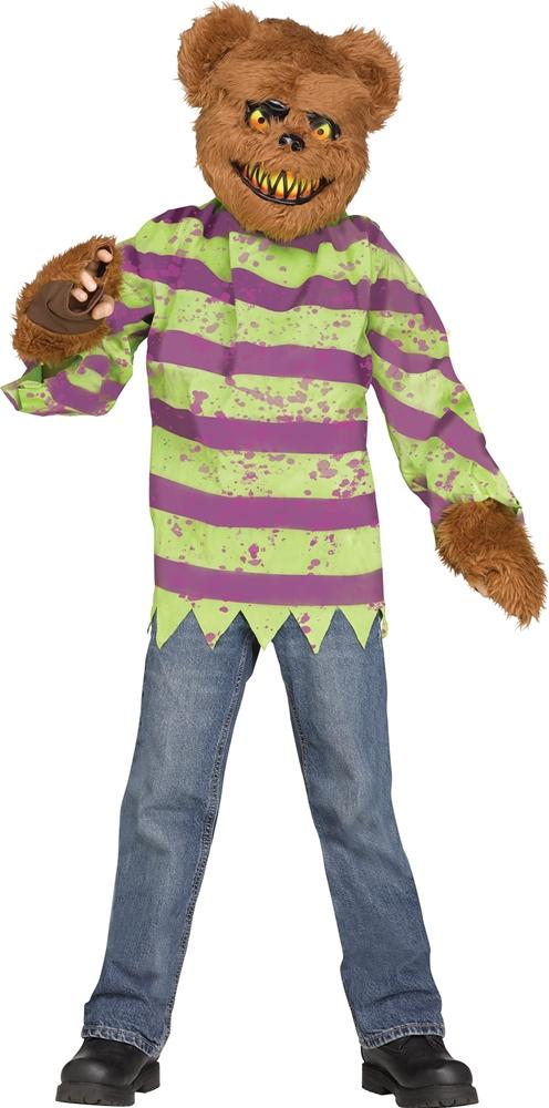 Evil Killer Bear Child Costume