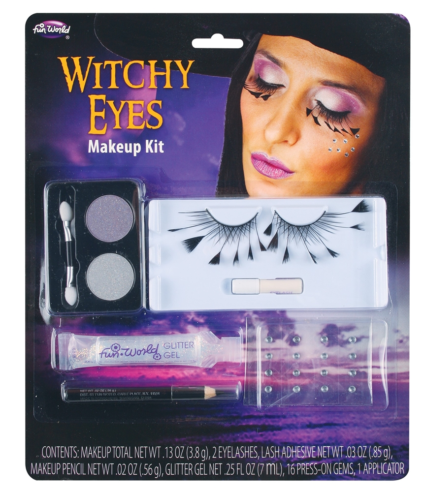 Witchy Eyes Makeup Kit