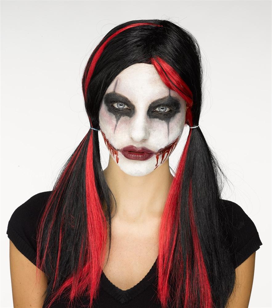 Www Halloween Decorating Ideas: Killer Mime Makeup Kit - 373849