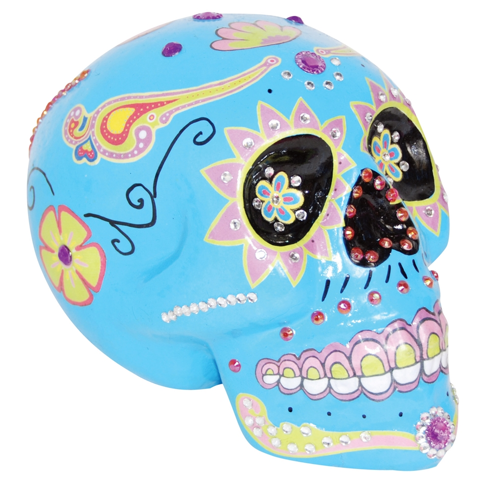 Day of the Dead Sugar Skull (More Colors)
