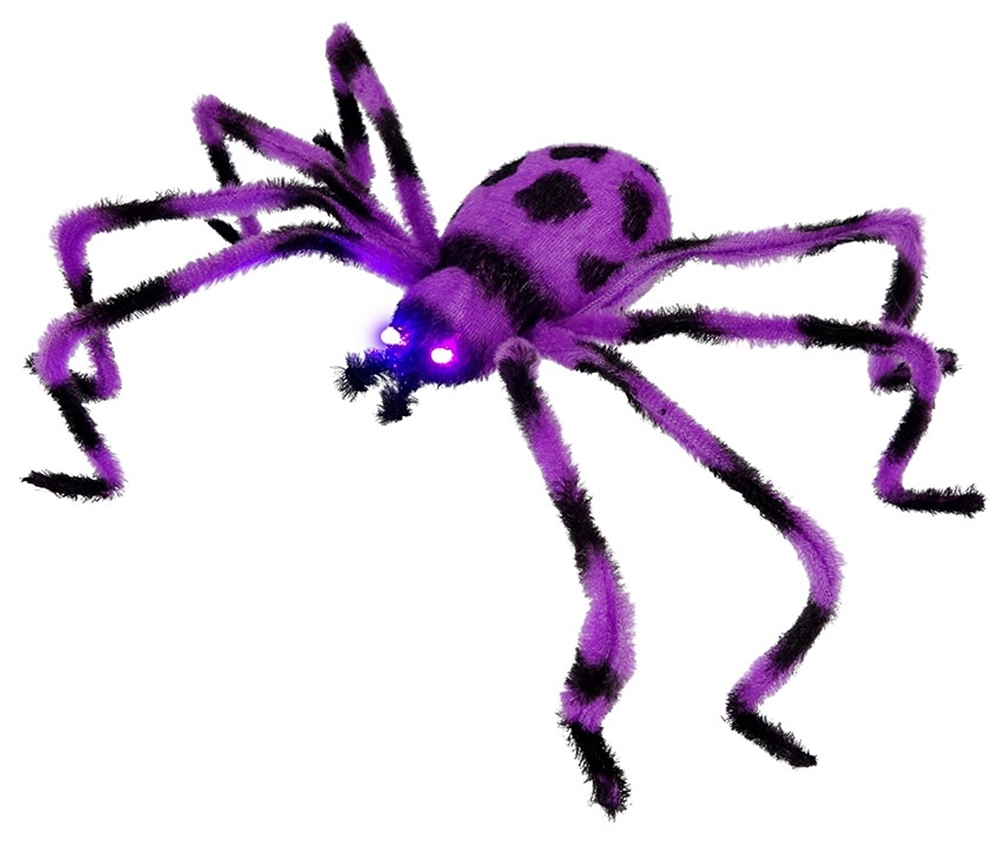Light-Up Spider (More Colors)