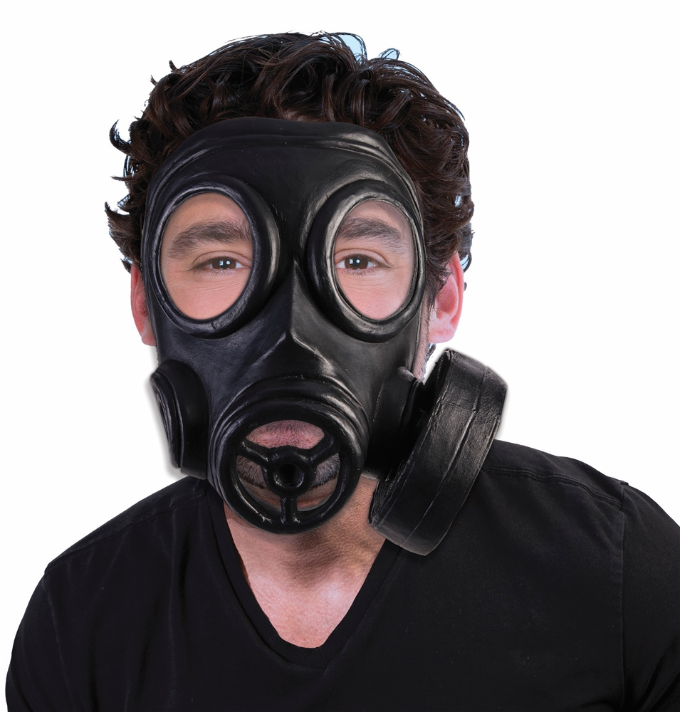 1940s Vintage Style Gas Mask