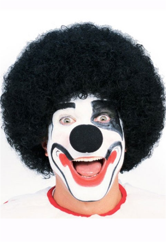 Black Clown/Mouse Foam Nose