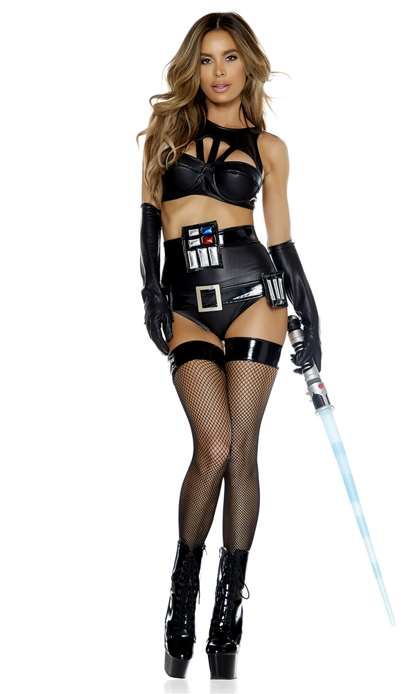 Star Wars Sexy Darqueside Beauty Adult Womens Costume