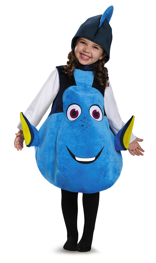 Dory Deluxe Toddler Costume
