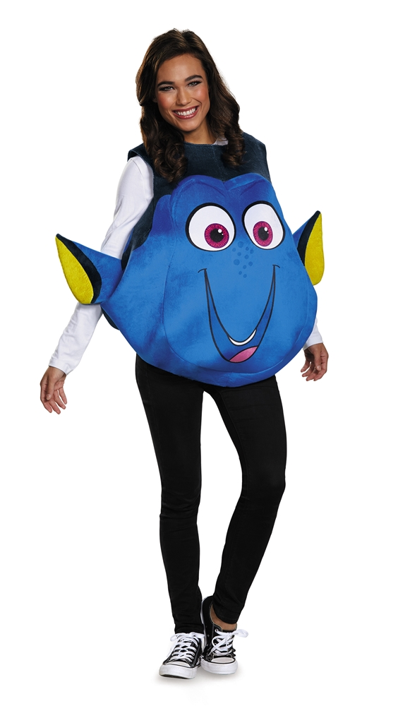 Dory Fish Tunic Adult Womens Costume
